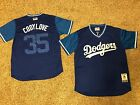 """L.A. Dodgers Cody """"CODY LOVE"""" Bellinger Players Weekend Nickname Jersey"""