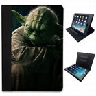 YODA STAR WARS JEDI MASTER FLIP TABLET CASE COVER PROTECTION £34.99 GBP