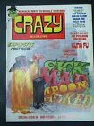 Crazy #1 1973  Marvel Magazine   VF  Great High Grade Magazine at a Great Price