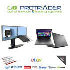 """TRADING LAPTOP PC - INTEL i5 / 22"""" SCREEN X1 / FREE DELIVERY"""