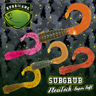 Hurricane Sub Grub 2 1/4 inch Soft Plastic 8pk @ Tackle World Sale