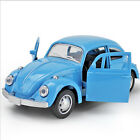 Car Model Toys Germany Volkswagen Beetle Diecast Metal Pull Back Car Toy Nice LE