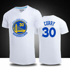 Stephen Curry #30 Golden State Warriors  Unisex Adult  T-Shirt (S - 6XL)