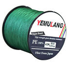 Top Fishing Accessory Angling Line PE Braided Fishing Line 100/300/500/1000m