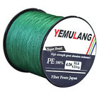 Fishing Accessory PE Braided Fishing Line 100/300/500/1000m Top Angling Line