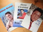 Elvis Presley Fan Club Christmas Cards - 3 designs to choose from