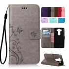 Fashion Leather Flip Case Cover Wallet Stand For LG G5/G4 Stylus/LS770/F60/G3