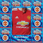 TOPPS Match Attax 2017 2018 football cards MANCHESTER UNITED - Various