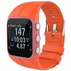 Silicona Pulsera Banda Correa para Polar M400 M430 GPS Running Watch 10 Colors