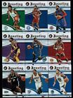 2016-17 Panini Excalibur JOUSTING Inserts - You Pick From List