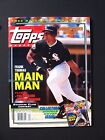 Topps Magazine #10 Spring 1992 Complete with Cards NM AL Cover  Baseball