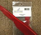 NATURE'S SPIRIT 1 PAIR GOOSE QUILLS FEATHERS FOR FLY JIG TYING YOU PICK COLOR