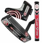 2017 Odyssey O Works Black Putters with SuperStroke 20 Pick Style