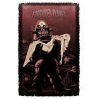 """Forbidden P.anet """"Poster"""" Dye Sublimation Blanket/Throw"""