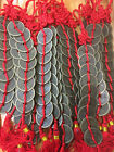 Chinese Feng Shui Coins Chain Red String Lucky Gift New Good Luck Coins