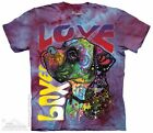 Boxer Luv T-Shirt from The Mountain - Adult S - 5X