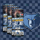 Memphis Grizzlies Ticket Style Sports Party Invites on eBay