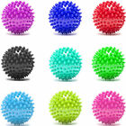 Yoga Massage Ball Spikey Gym Balls Spiky Yoga Stress Reflexology 9cm Trigger