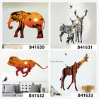 3d Animals Life Home Room Decor Removable Wall Stickers Decals Decoration