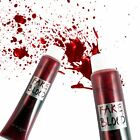 VAMPIRE BITE FX FAKE BLOOD Halloween Make Up Fancy Dress Custome Dracula Latex