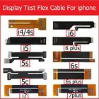 3D LCD Digitizer Touch Screen Test Tester Extended Flex Ribbon For iPhone Mobile