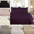 Samphire Stylish Lightweight Quilt/Bedspread Throws Bed spreads sets In 2 Sizes