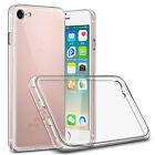 Ultra-Thin Silicone Crystal Soft TPU Clear Case Cover For Apple iPhone 8 / 8Plus