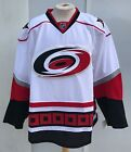 Reebok Edge Carolina Hurricanes Pro Stock Official Game Jersey WHITE NEW $84.0 USD on eBay