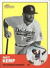 2012 Topps Heritage Baseball #269 - #500 - Choose Your Cards