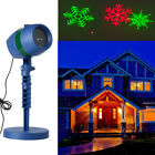 Laser Fairy Light Projection Outdoor Laser Projector Christmas Moving Light
