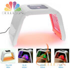 4 Colors PDT LED Photon Light Skin Rejuvenation PDT Photodynamic Beauty Machine
