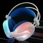 Gaming MIC LED Light Headset CellPhone Headphones For 3.5mm jack PS4/XboxOne Lot