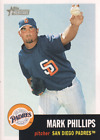 2002 Topps Heritage Baseball #1 - #257 - Choose Your Cards