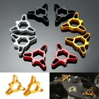 Motorcycle Blade Hexagon Fork Preload Adjusters Kit 17mm CNC Aluminum for Yamaha