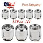 5 Pcs / Set SMOK TFV8 Baby Coil Head Cloud Beast Replacement for V8 Baby-X4