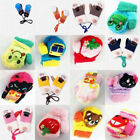 Cute Infant Warm Thick Mitten Gloves For Babies