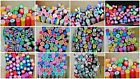 50pcs 3D Nail Art Fimo Canes Stick Rods Polymer Clay Stickers Tips Deco Manicure