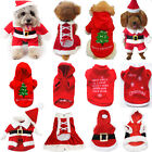 Clothing Shoes - XMAS Pet Clothes Winter Puppy Dog Costume Sweater Hoodie Coat Christmas Apparel