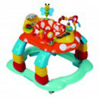 Childcare Swift Car Walker Red Aussie Baby Beetle Walker Blue Pink Activity Toys