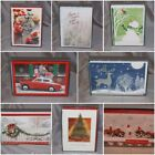1 New Box HALLMARK Christmas Cards & Envelopes, Signature, Glitter- 16 Designs!