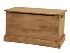 Wooden Toy Box Storage Chest Handmade in USA Wood Play Furniture CHOOSE Color