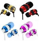Super Bass Stereo Metal Noise Isolating Earphones for IPhone & All Smart Phones