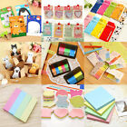 Внешний вид - Random Cute Cartoon Sticker Post It Bookmark Memo Pads Index Flag Sticky Note