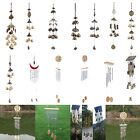 Chinese Lucky Feng Shui Wind Chimes Bells Outdoor Yard Garden Tubes Home Decor