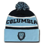 NCAA Official The Legend Winter Beanies with Pom Top Universities Teams