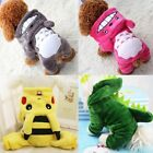 2017 Winter Pet Dog Puppy Cat Rain Coat Raincoat Waterproof Jacket Reflective