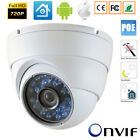 CCTV 720P 1080P Waterproof Outdoor Network IP 48V POE Camera IR Onvif 2.8mm Lens