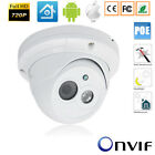 CCTV 720P 1080P Securiy Network Outdoor IP Dome 48V POE Camera ONVIF H.264 xmeye