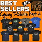 Men's Cycling T Shirts - Clothing Fashion T-Shirt funny novelty cycle gift Pt 2