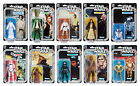 HASBRO STAR WARS THE BLACK SERIES 6 INCH 40TH ANNIVERSARY ACTION FIGURES £39.99 GBP